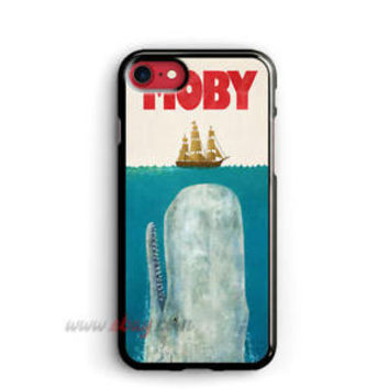 Moby Dick Killer Whale iphone 8 plus cases Whale samsung case iphone X cases