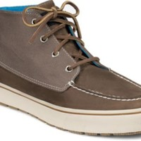 Sperry Top-Sider Bahama Lug Chukka Brown, Size 7M  Men's Shoes