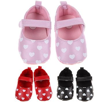 3 Colors Baby Kids Toddler Infant Rose Flower Soft Sole girl Shoes Baby First Walker Shoes Baby Shoes