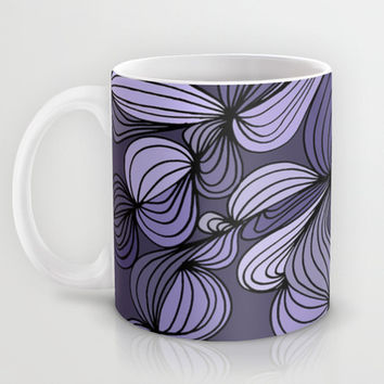 Vintage (purple) Mug by DuckyB (Brandi)