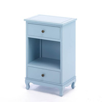 Somerset Blue Side Table