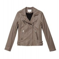 Tara Leather Jacket
