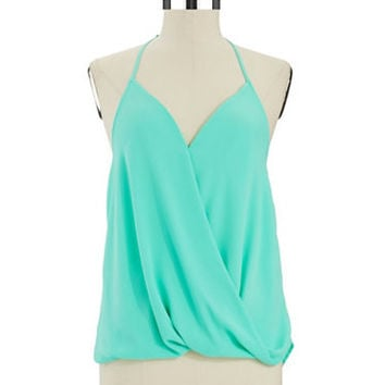 Minty Halter Top (Eight Sixty)