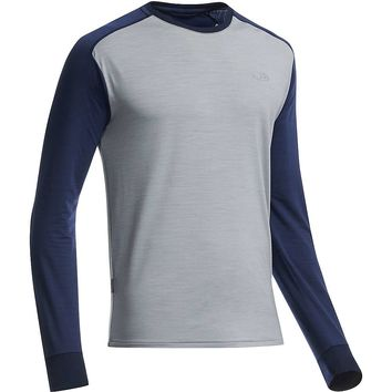 Icebreaker Sphere LS Crewe Top - Men's