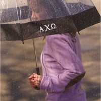 Zoubaby - Monogrammed Umbrella (Sorority): More Than Paper