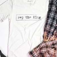 Rep the King - Tee