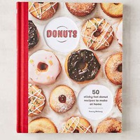 Donuts: 50 Sticky-Hot Donut Recipes To Make At Home By Tracey Meharg