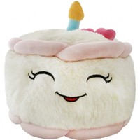 16 INCH BIRTHDAY CAKE SQUISHABLE | GIRLS STUFFED ANIMALS GIRL STUFF | SHOP JUSTICE