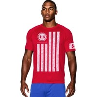 Under Armour Men's Combine Training Flag Graphic T-Shirt | DICK'S Sporting Goods