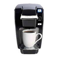 Keurig® Mini K15 Coffee Maker | Small Coffee Machine