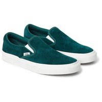 Weekday | NEW ARRIVALS | V Slipon BayberryGreen sneaker