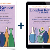 LRB web store | LRB Print + Online Subscription Package | purchase online