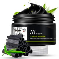 Face Care Bamboo Charcoal Facial Tear Pull Nose Blackhead Mask Gel Cleasing Remover Peeling Peel Off top quality