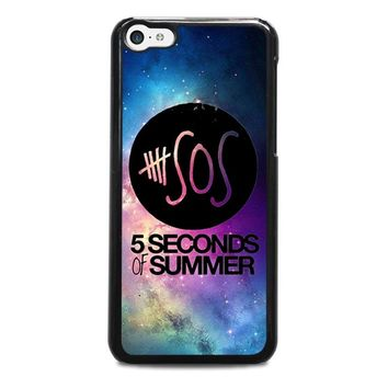 5 SECONDS OF SUMMER 1 5SOS iPhone 5C Case Cover