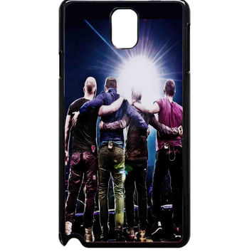 Coldplay Mania For Samsung Galaxy Note 3 Case ***