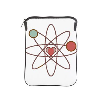 PHYSICS OF LOVE IPAD SLEEVE