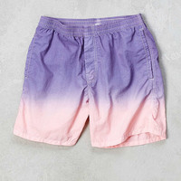 UO George Dip-Dye Nylon Short - Urban Outfitters