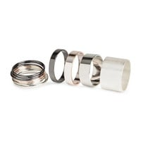 13-pack Rings - from H&M