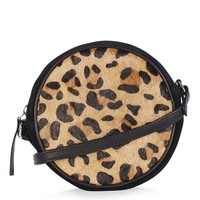 Suede Circle Cross Body Bag - New In This Week - New In