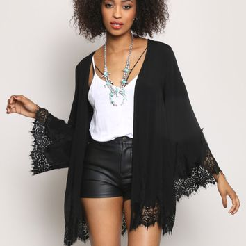 Ritual Kimono - Tops - Clothes at Gypsy Warrior