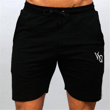 2018 NEW Men's Casual Summer Shorts Sexy Sweatpants Male Fitness Bodybuilding Workout Man Fashion Crossfit Regular Short pants