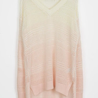 Cupshe Greatest Of All Gradient Casual Sweater