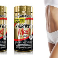 Hydroxycut Max! for Women Weight Loss Supplement (30caps)
