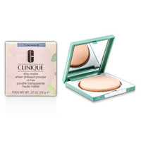 Clinique Stay Matte Powder Oil Free - No. 11 Stay Brandy --7.6g-0.27oz By Clinique