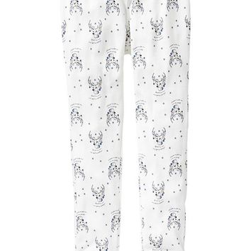 Old Navy Girls Patterned PJ Pants