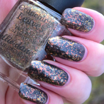 Crunching Leaves - Fall 2015 Collection - Nail Polish 11ml (Full Size)