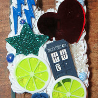 New!! Doctor Who Decoden Samsung Galaxy S5 Case