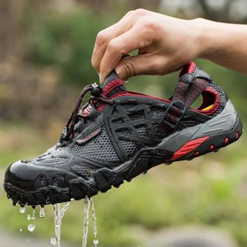 Lightweight Breathable Outdoor Trekking Trail Sandals for Men and Women