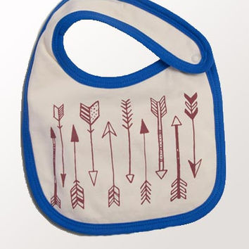 Organic Bib - Arrows