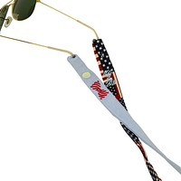 Sunglass Straps in The Betsy and Blue Oxford by Fraternity Collection - FINAL SALE