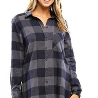 Bristol Gray Flannel FINAL SALE!
