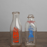 Urban Outfitters - Vintage Milk Bottle