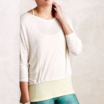Drawstring Charm Pullover by Nesh Cream