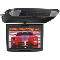 Power Acoustik PMD-112CMX 11.2 Widescreen Roof-Mount DVD Car Monitor W/ 3 Skins