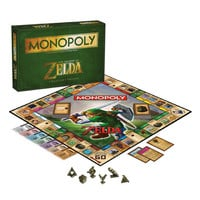 The Legend of Zelda Monopoly - Usaopoly - Legend of Zelda - Games at Entertainment Earth