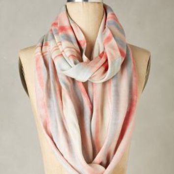 Dawn-To-Dusk Infinity Scarf by Anthropologie in Pink Size: One Size Scarves