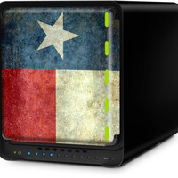 Vintage Texas Flag from the american flag series Drobo by Bruce Stanfield | Nuvango