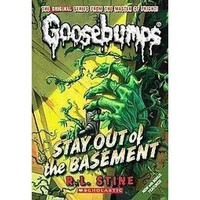 Stay Out of the Basement (Reprint) (Paperback)