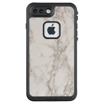 Marble Stone LifeProof FRE iPhone 7 Plus Case