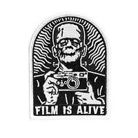 Film Is Alive Frankenstein Patch (Glow-in-the-Dark)