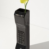 Wyatt Little Old School Phone Vase | Urban Outfitters