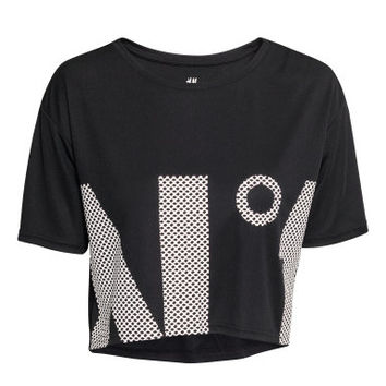 H&M Short Sports Top $14.99