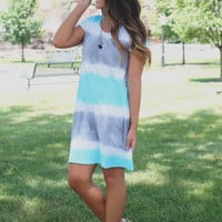 Partly Cloudy Dress