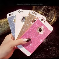 Rhinestone Case phone cases iphone 6/6 plus iphone 5/5s iphone 4/4s = 1946542916