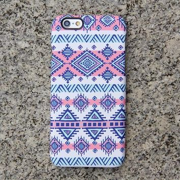 Navajo Ethnic iPhone XR Case | iPhone XS Max plus Case | iPhone 5 Case | Galaxy Case 3D 025