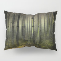 Why am I here Pillow Sham by happymelvin